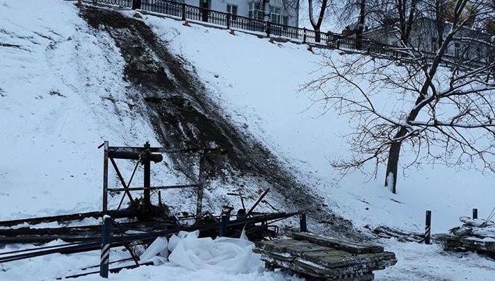 В центре Ярославля убрали опасную лестницу: другой не будет
