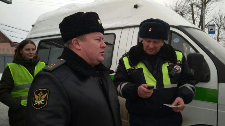 За 20 неоплаченных штрафов у ярославца отобрали дорогой телефон Samsung