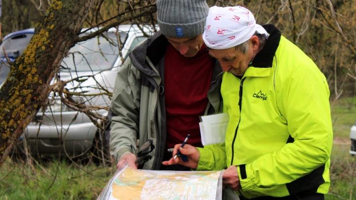 В поисках ориентации: волгоградцы пробежались по лесу наперегонки с лосями