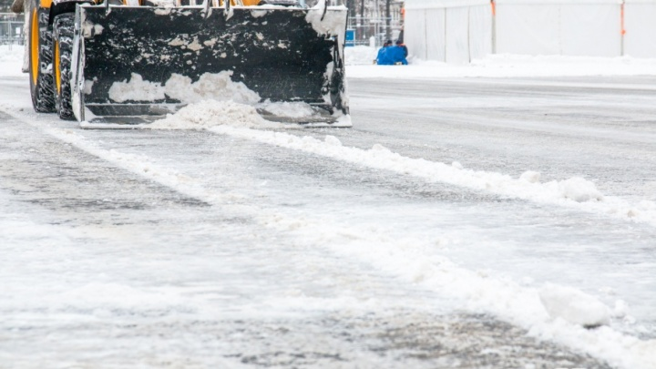 Прочь из города: в Самаре за день на полигон вывезли около 4,5 тысяч тонн снега