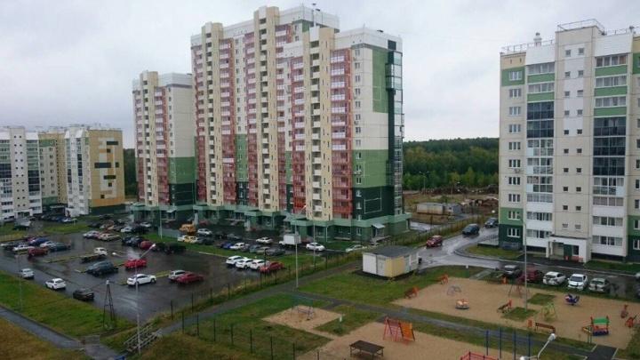 Жители микрорайона «Парковый-2» рискуют остаться без парковок и детских площадок