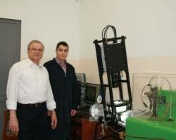 В ЮУрГУ запущен в работу уникальный безмоторный топливный стенд