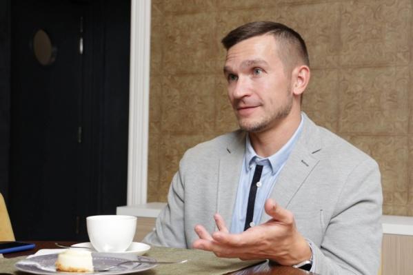 Дмитрий Корниенко преподает в госуниверситете