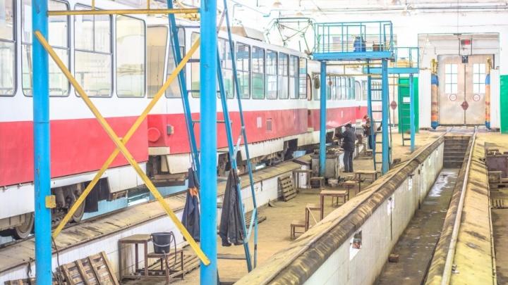 Трамвайно-троллейбусное управление Самары возьмет в кредит 50 млн рублей