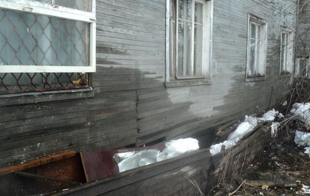 Восемь семей в Архангельске остались без тепла