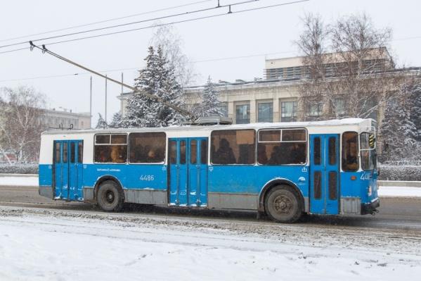 Спасти город от деградации могут только троллейбусы, уверены активисты
