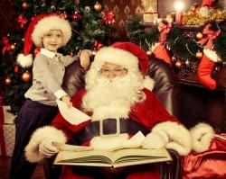 ТРЦ «Солнечный» приглашает на утренники и фотосессию с Дедом Морозом
