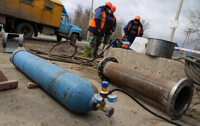 В квартирах жителей Красноармейского района два дня не будет холодной воды