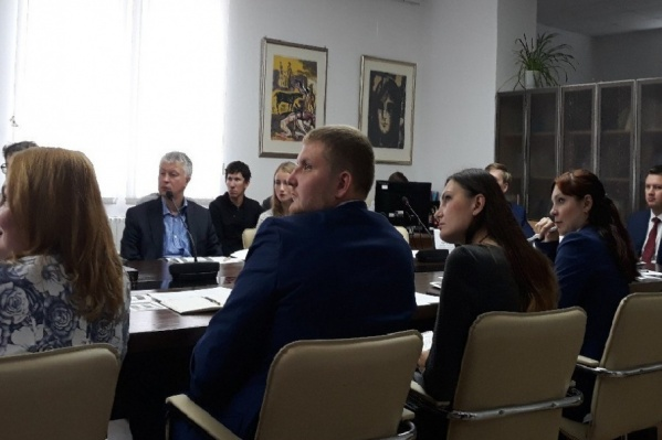 Участники круглого стола утвердили начальный состав отделения Российского общества политологов