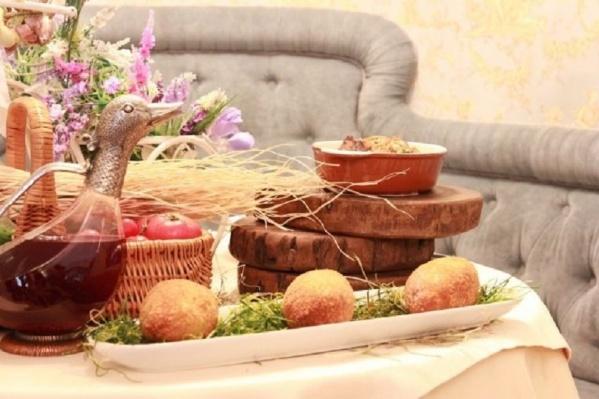 Волгоградские повара составили меню с местным акцентом