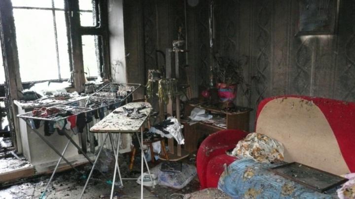 Вредная привычка довела онежанку до пожара и суда