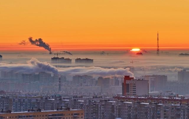 С начала года челябинцев предупредили об угрозе смога в 36-й раз