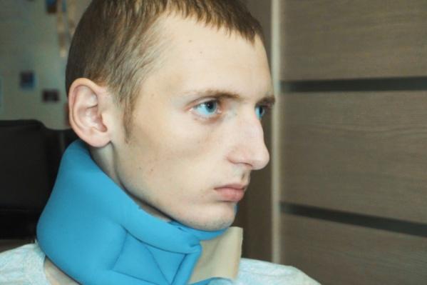 Сегодня, 9 августа, травмированному кандидату на службу в УФСИН исполняется 22 года