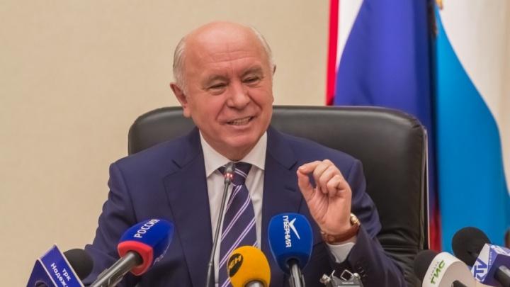 Экс-губернатора Меркушкина лишат возможности получить самарскую доплату к пенсии