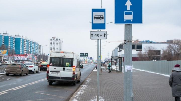 Большегрузам запретят ездить по дублерам Московского шоссе