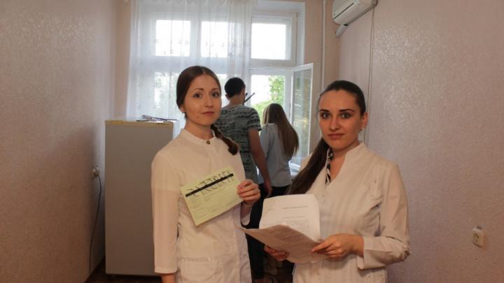 Выпускников-медиков в Волгограде будут допускать к пациентам через испытания