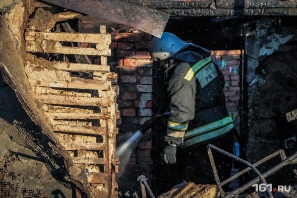 Причиной трагедии, скорее всего, стало неосторожное обращение с огнем