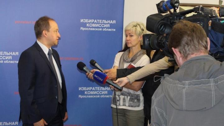 Дополнительные выборы в ярославскую облдуму пройдут по экспериментальной системе