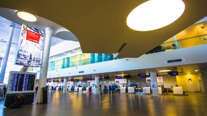 Самарский аэропорт будет обслуживать до 2500 пассажиров в час