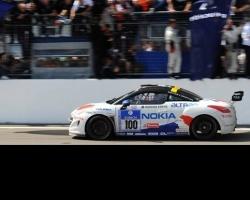 24 часа Нюрбургринга. Убедительная победа Peugeot RCZ