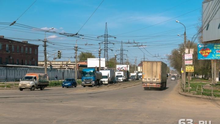 Нет разметки и знаков: прокуратура Самары судится с мэрией по состоянию дорог