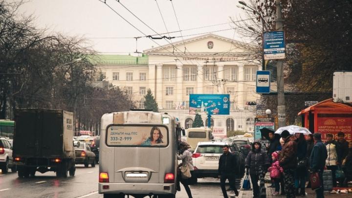 Департамент транспорта Ростова: маршрутка № 23 поменяет схему движения, ряд остановок переименуют