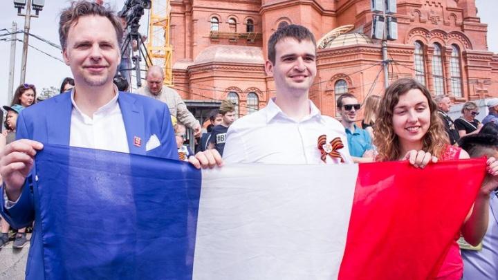Волгоградцам расскажут о партизанах Франции и о визитах Шарля де Голля