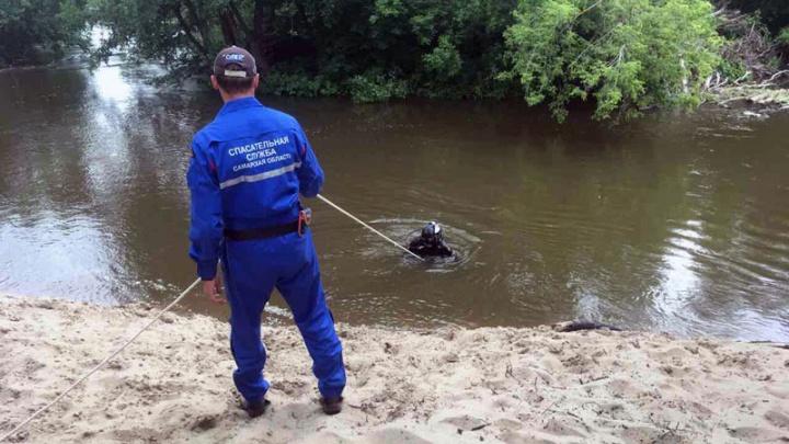 Водолазы областной службы спасения обследовали почти 3000 кв. м в поисках утонувшего мужчины