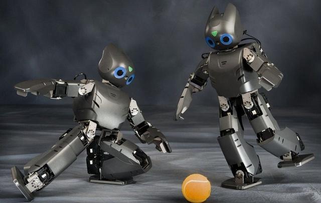 Вторжение роботов в Тюмень