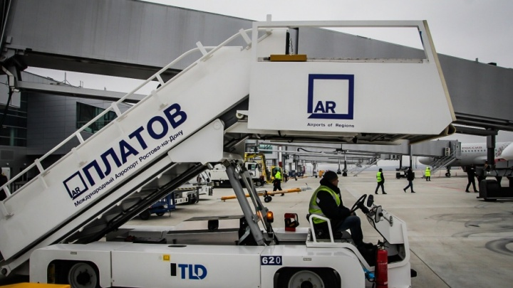 Самолет, следовавший из Дубая в Волгоград, посадили в Ростове