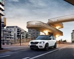 SKODA AUTO Россия объявляет старт приема заказов на новую серию Monte Carlo