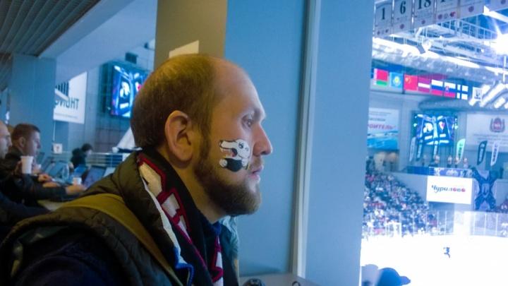 Для тех, кто собирается на хоккей: матч «Трактора» — глазами фаната