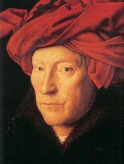 Ян ван Эйк Портрет мужчины в тюрбане (1431 г.)