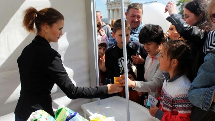 В Волгограде перенесли День молока из-за чемпионата мира по футболу