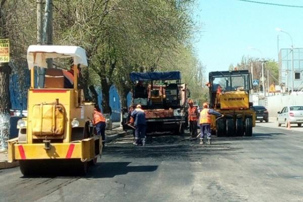 Разметку пообещали нарисовать по завершении сезона дорожного ремонта