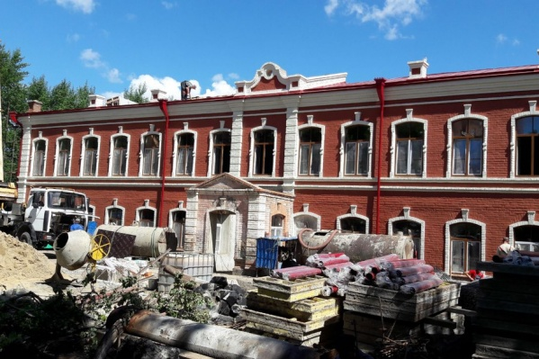 После завершения ремонтно-реставрационных работ здание планируют приспособить под общественно-административную функцию