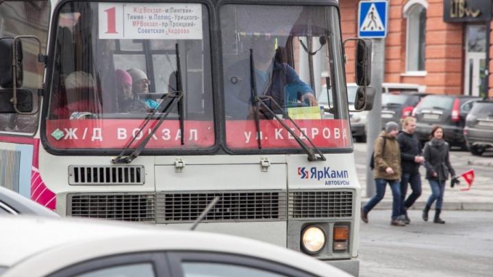Ветеранов Великой Отечественной войны до конца недели будут возить на автобусах бесплатно