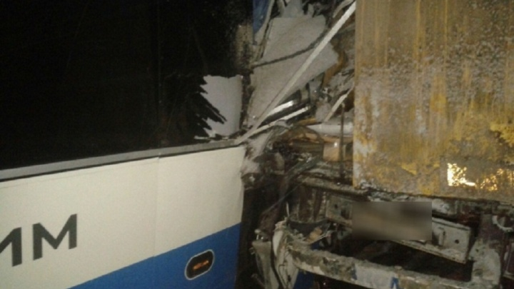 В Березниках водителя автобуса, совершившего смертельное ДТП, отправили за решетку