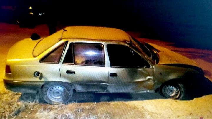 В Волгограде работник автосервиса угнал и разбил машину клиента