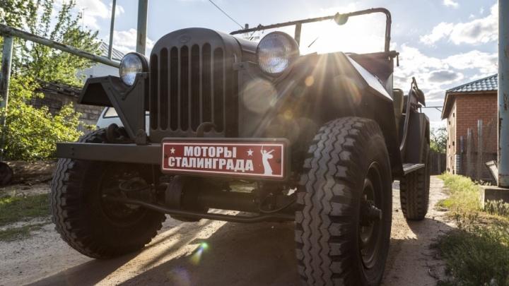 Волгоградские байкеры соберут парад «Наследников Сталинграда»