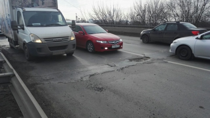 Новый мост или другая дорога: ростовчанин придумал, как избавиться от пробок на Малиновского