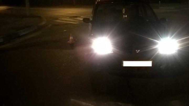 В Ярославле пьяный мужчина попал под машину