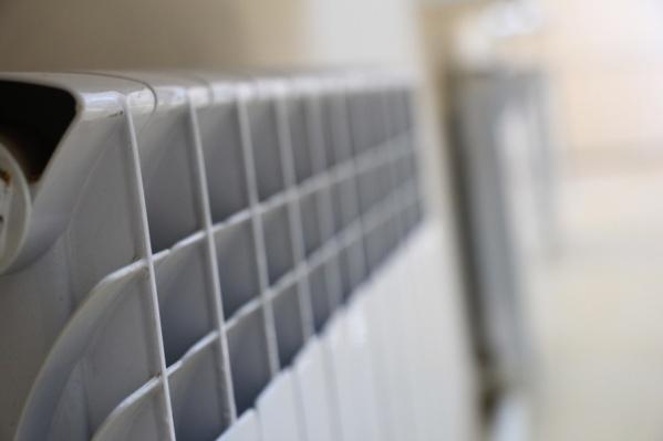 На 12-13 сентября назначен запуск систем теплоснабжения в Соломбальском и Северном округах