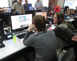 Юные изобретатели посоревновались в 3D-моделировании