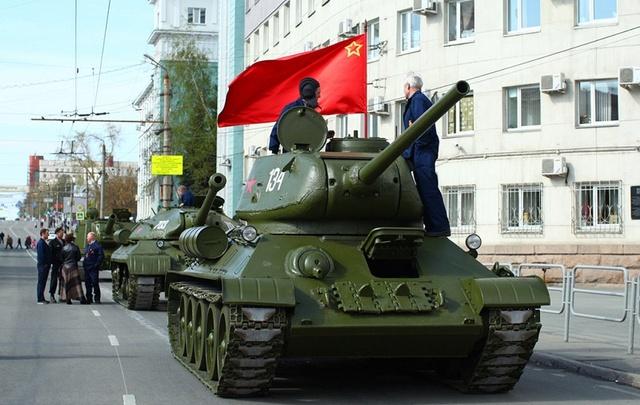 Челябинцев протестируют на знание истории Отечественной войны