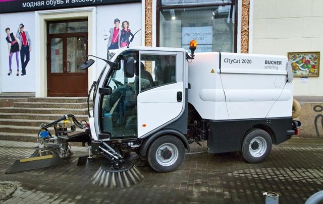 В Архангельске начнутся работы по уборке города