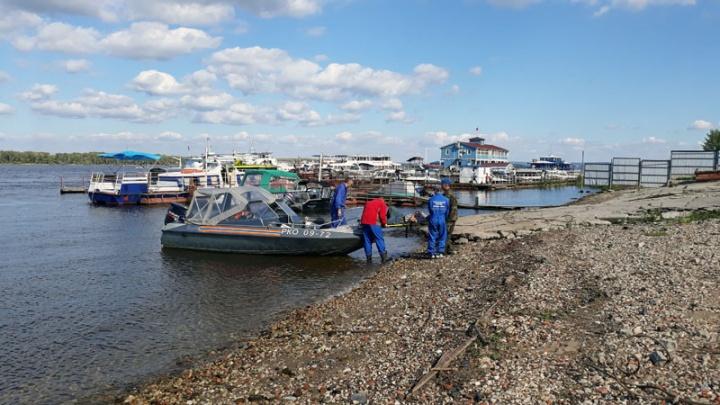 Из села Рождествено в Самару по воде эвакуировали мужчину с инсультом