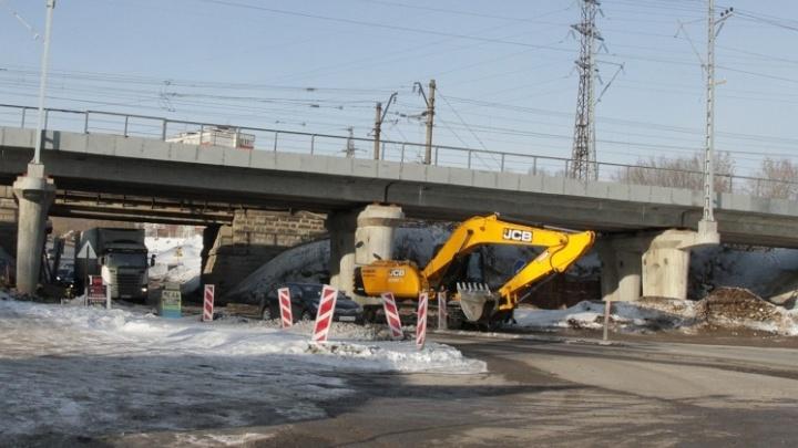 В Перми на неделю перекроют автомобильное движение по Героев Хасана