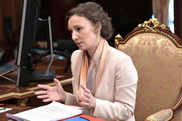 Разбираться в истории Юлии Савиновских будет детский омбудсмен.