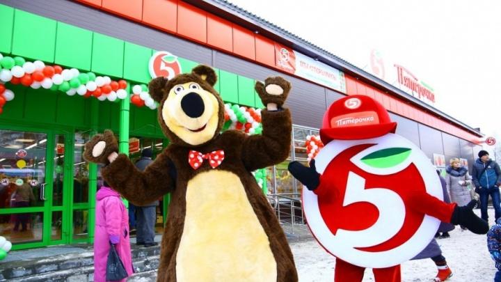 Новая «Пятерочка» в Перми помогла X5 открыть 12000-й магазин